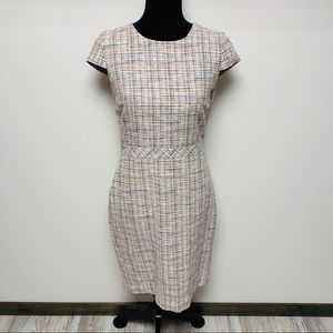 Banana Republic Tweed Sheath Dress 4